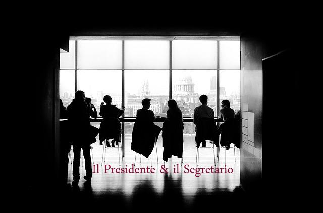 Presidente-&-Segretario